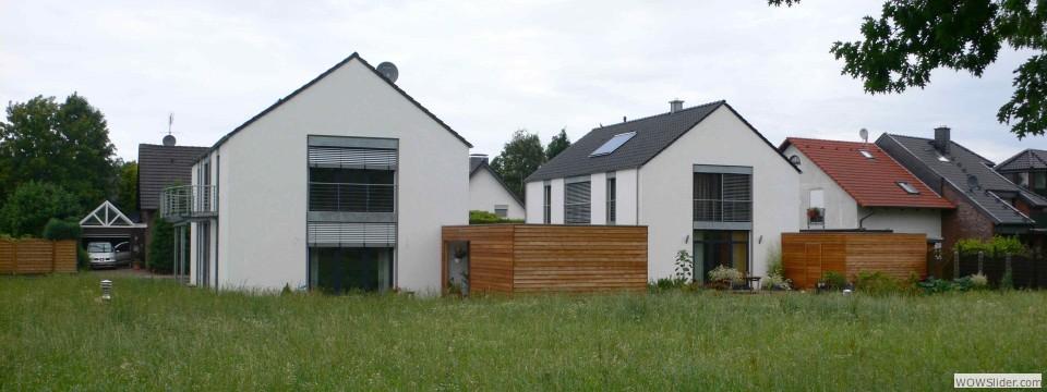 Häuser Geschwister Gartz